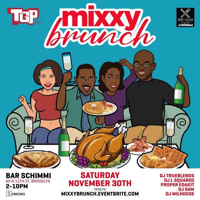 MixxyBrunch