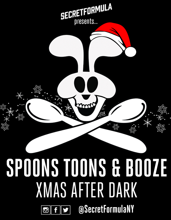 Spoons Toons & Booze XMAS After Dark