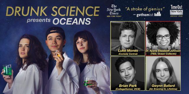 Drunk Science presents: Oceans