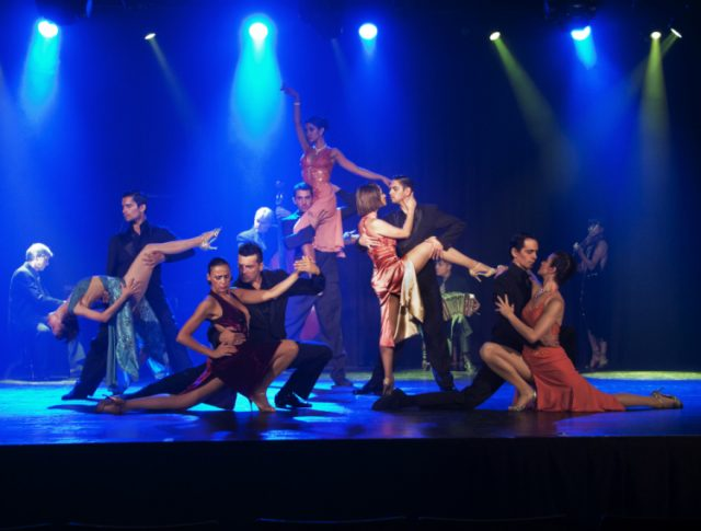 On Stage At Kingsborough Presents: Cumparsita: The Tango