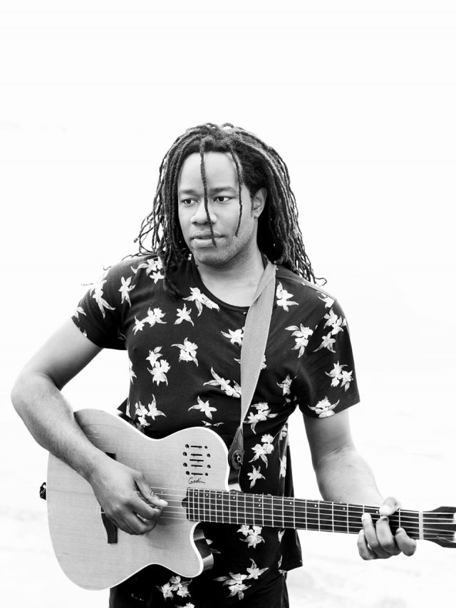 Ace Artist in Residence- Duane Forrest