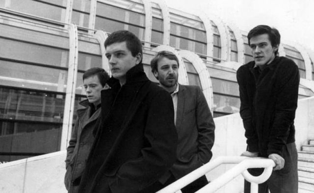 """A Very """"Merry"""" Joy Division Christmas Dance Party!"""