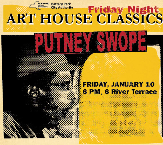 Friday Night Art House Classics: Putney Swope