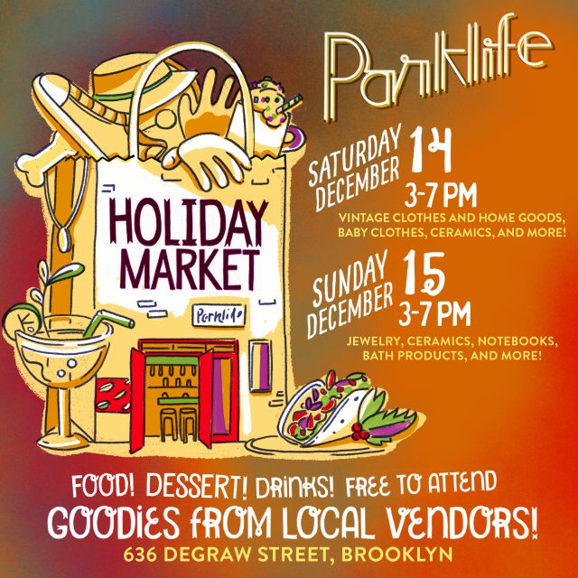 Parklife Holiday Market