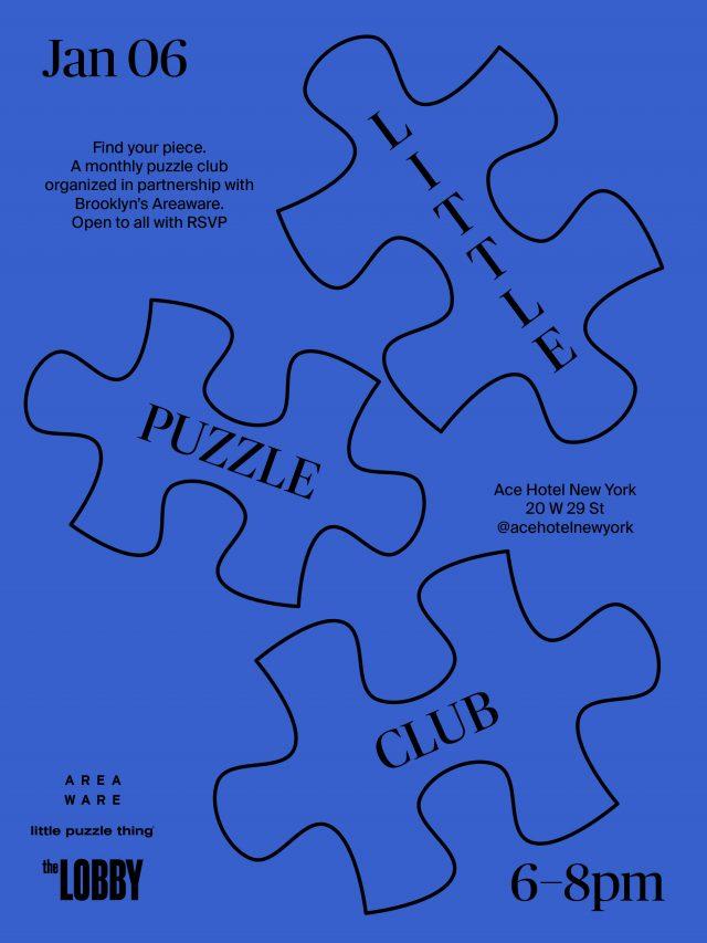 Little Puzzle Club