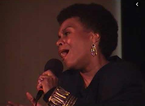Holiday concert with Keisha St. Joan