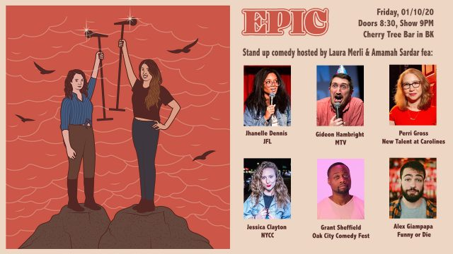 Epic: Stand up Comedy