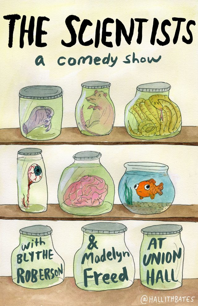 The Scientists: A Comedy Show