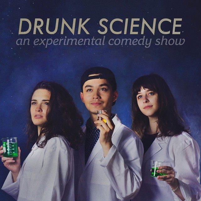 Drunk Science presents: Galaxies