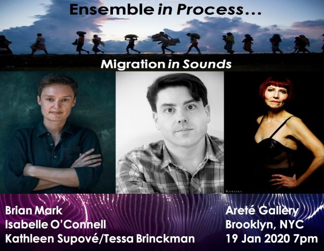 Ensemble in Process: Migration in Sounds