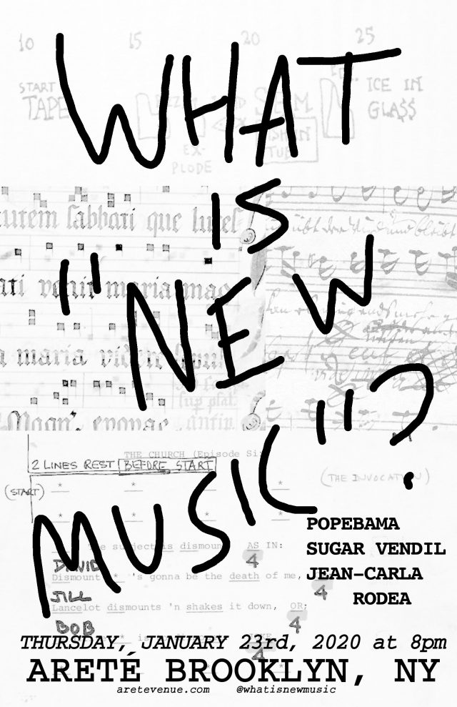 """""""What is 'New Music'?"""""""