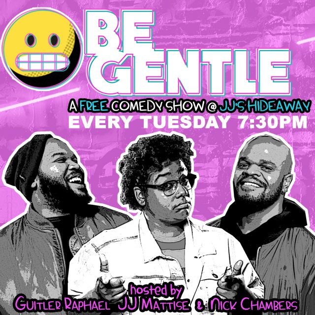 1/7 Be Gentle: Free Comedy Show in Williamsburg