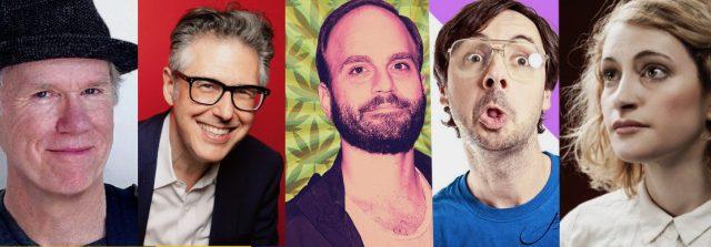 The Talent Show: Regifting w/ Ira Glass, Ben Sinclair & more!