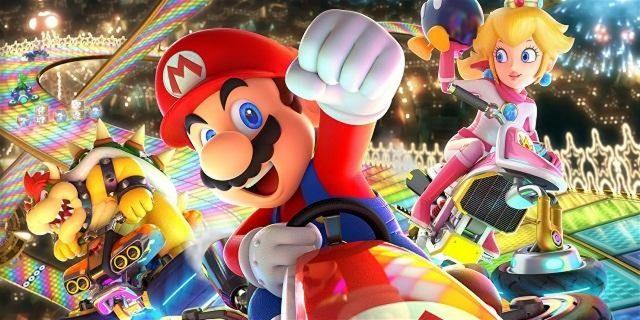 Mario Kart Tuesdays! Mario Kart w/ Drinking Rules!