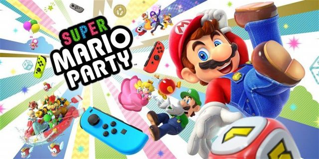 Mario Party Tuesday! Mario Party w/ Drinking Rules!