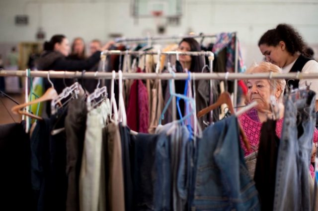 West Village Clothing Swap