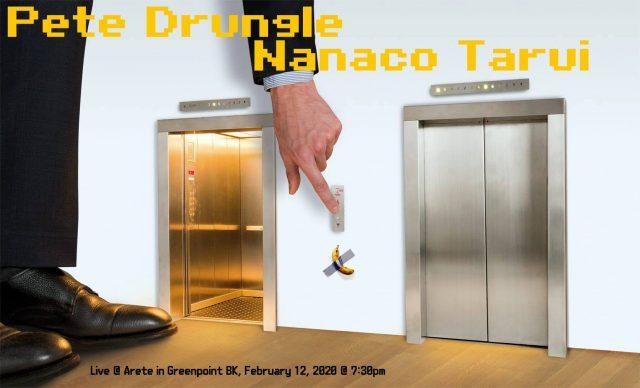 Nanaco Tarui and Pete Drungle