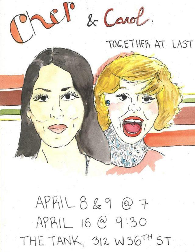 Cher & Carol: Together At Last