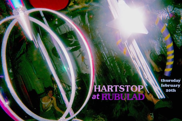 Hartstop at Rubulad feat. Max Pain, Venus Twins, DA POP, & more!