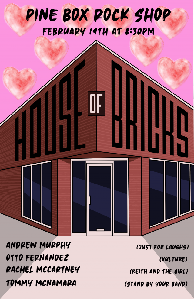 House of Bricks Comedy