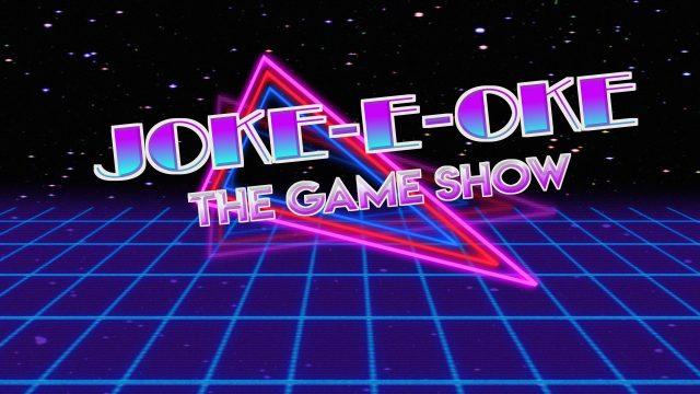 Joke-e-oke: The Standup Karaoke Game Show