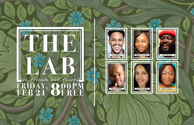 The Lab: A Very Black Experimental Comedy Show (FREE!)