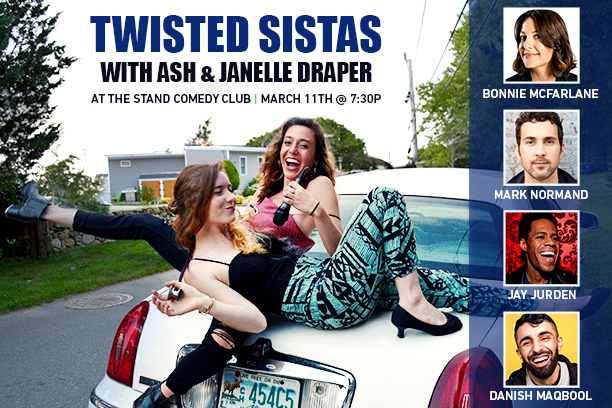 Twisted Sistas – Comedy Show