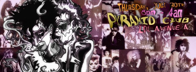 No Return's February Darkwave Dance Party at Pyramid!