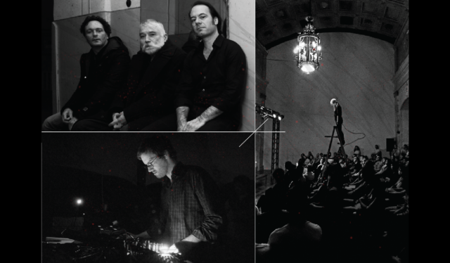 Full Blast (Peter Brötzmann / Marino Pliakas / Michal Wertmüller) / John Wiese / Victoria Shen