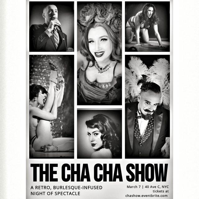 Tallulah Talons Presents: The Cha Cha Show